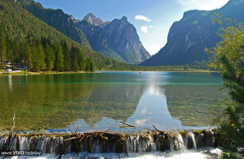 Toblacher See im Hochpustertal - VIVOHochpustertal