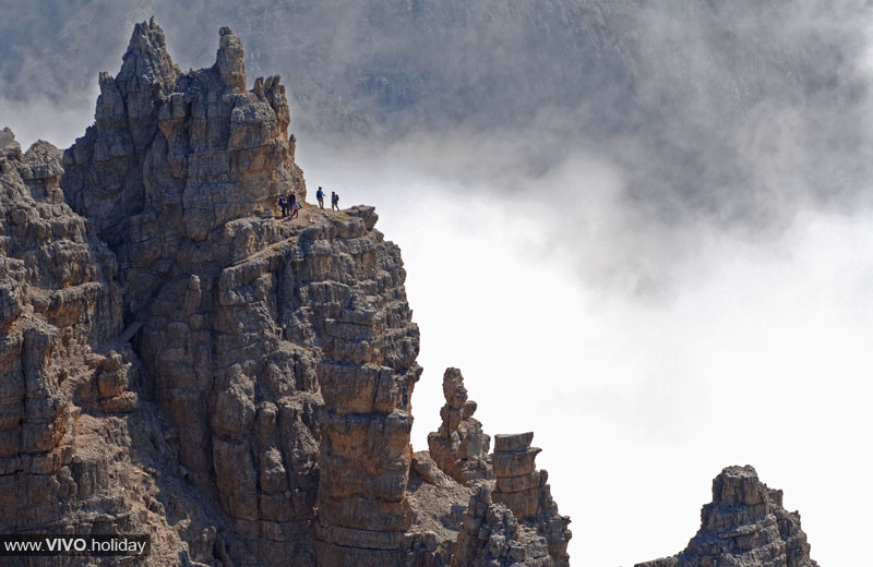 Klettersteig Drei Zinnen : Die schönsten klettersteige im hochpustertal