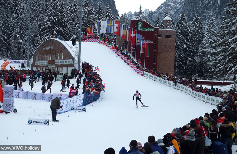 Nordic Arena in Toblach